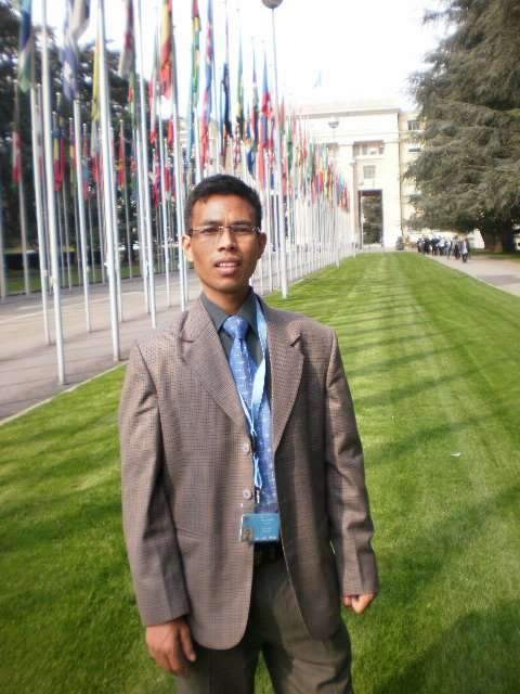 Visit to Geneva