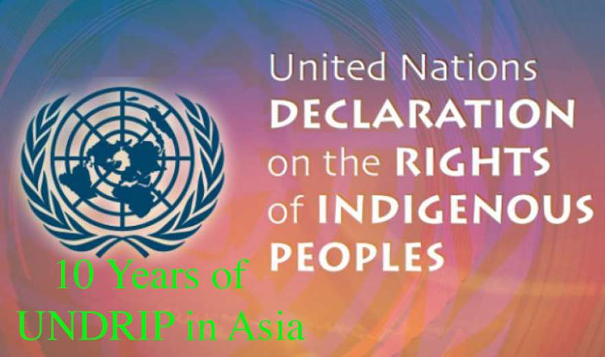 10 Years Of UNDRIP In Asia - A UN Expert's Perspective