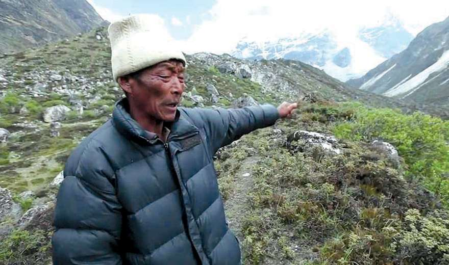 जलवायु परिवर्तका कारण आदिवासीहरु विस्थापित