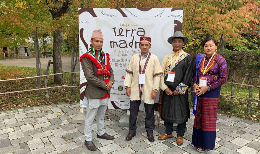 Indigenous Terra Madre showcases Indigenous Food cultures of Asia and the pacific