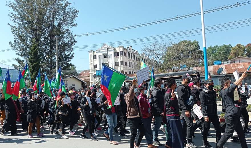 Myanmar's Military Coup Poses Hardships for Indigenous Peoples