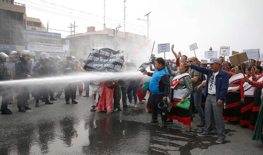 Road Expansion drive in Kathmandu: why people are protesting, and what's the way out?