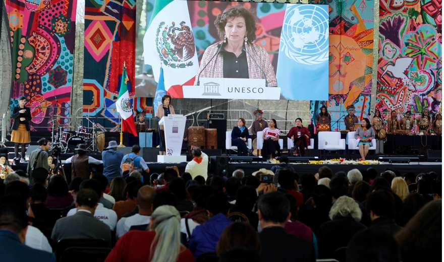 LOS PINOS plan of action strives for greater success during the International Decade of Indigenous Languages