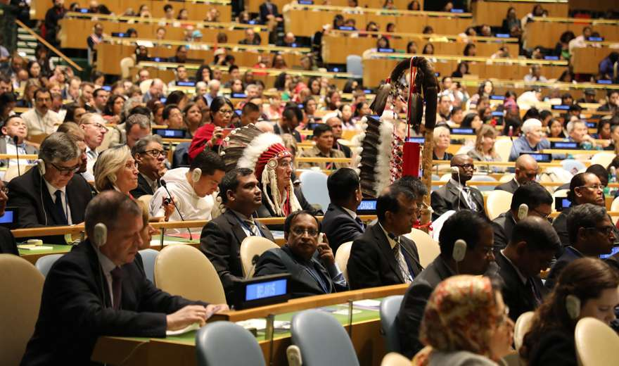 Urge government to ensure meaningful participation of Nepalese Indigenous peoples in every decision making level
