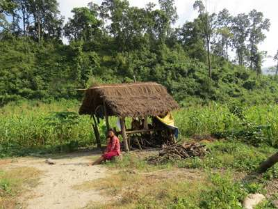 Chepang Families Still Waiting for Housing After Conservation Officials Burned Down Their Homes in Chitwan