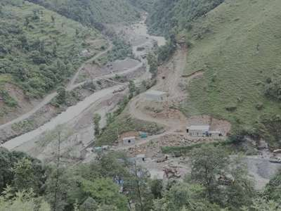 Hydropower plant in Likhu river negatively impact on Sunuwar Indigenous Peoples