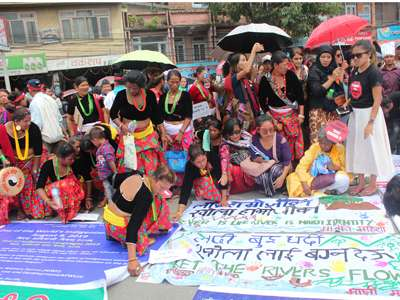Identity and equality is all that indigenous women in Nepal want