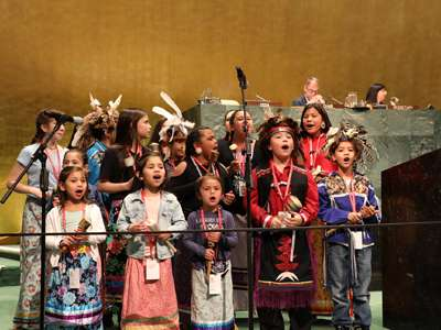 Indigenous peoples and the UN Triumphs & tragedies