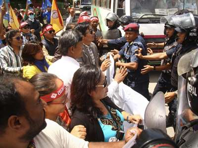Indigenous peoples' movement in Nepal: winning or losing?
