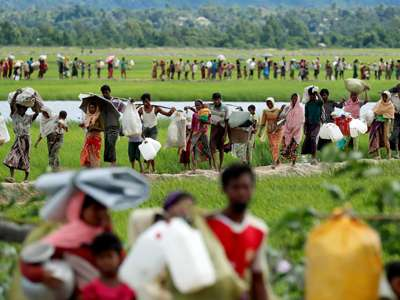 Indigenous Refugees Struggling to Find Nationhood- A Story of Displacement from Myanmar (Burma)
