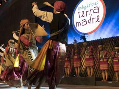 Indigenous Terra Madre conference in India