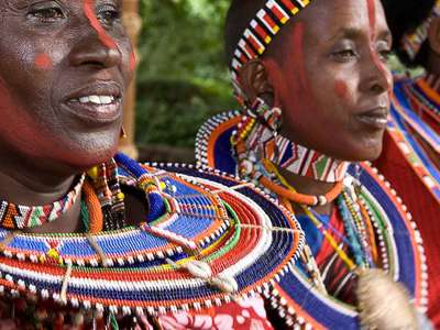Maasai Indigenous People Of Kenya and Their Food Systems