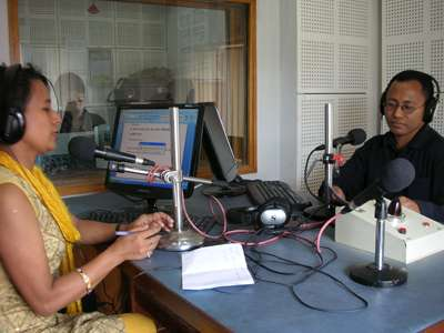 Radio Is Still The Voice Of The Voiceless