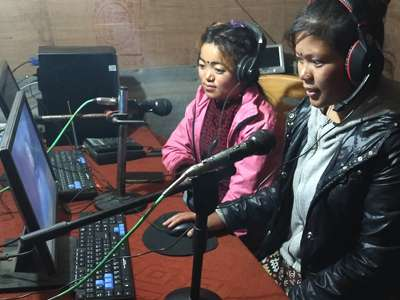 Radio is the most accessible platform for Indigenous Peoples and medium to promote diversity