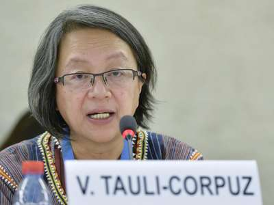 Victoria Tauli Corpuz On Six Years As Special Rapporteur
